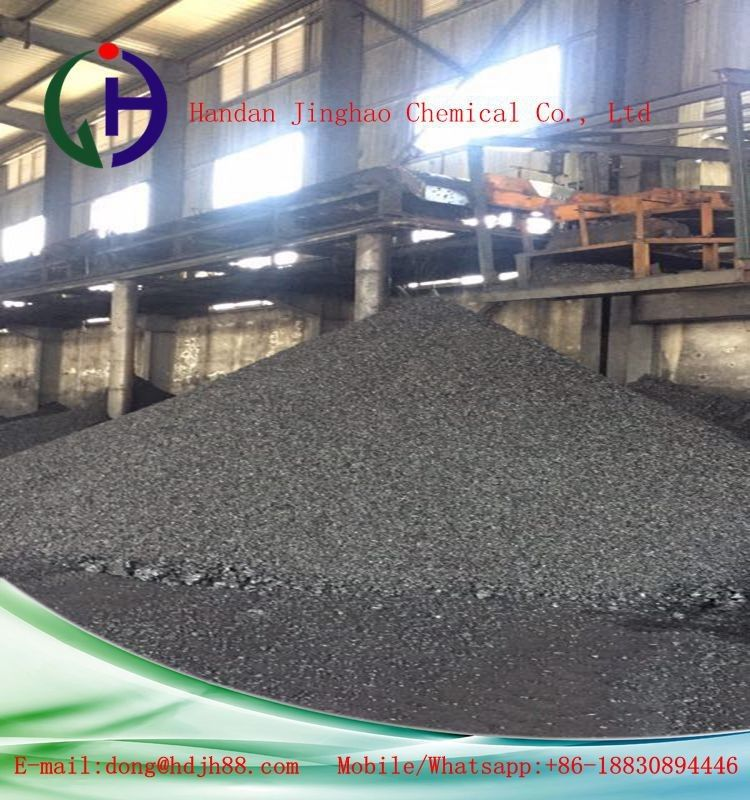 High Viscosity Coal Tar Chemicals , Coal Tar Asphalt For Electrode Binder
