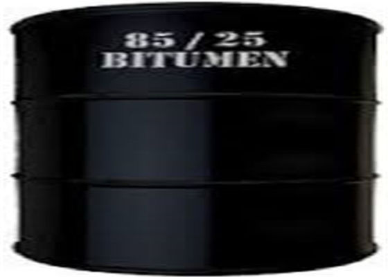 China Petroleum Road Construction Bitumen Sulphur S ≤0.1% For Heavy Traffic Road Pavement distributor