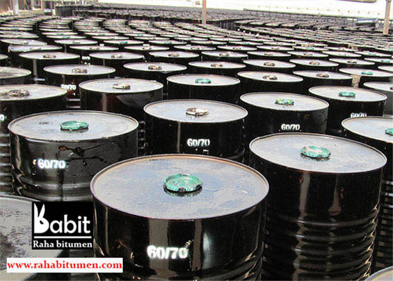 China Penetration Grade Petroleum Bitumen , Pavement Construction Using Bitumen factory