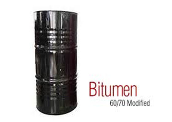 China Dark Fluid Road Construction Bitumen Penetration 67 For Petroleum Additives factory