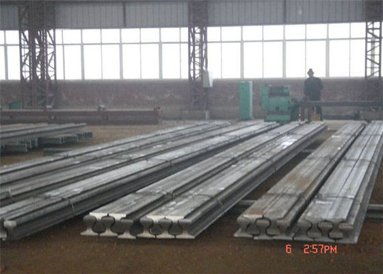 China Light Railway Track Material Steel 18kg/M Weigh Scientific Design JH40 distributor