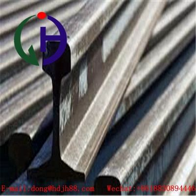 China Railroad Track Steel / Railway Rail Material AISI ASTM DIN GB Standard distributor