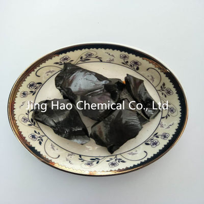 China Black Solid Coal Tar Pitch Lumps with Softening Point 130 ℃ - 140 ℃ distributor