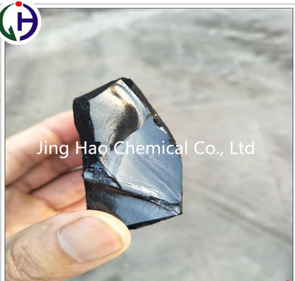 China High Temperature Coal Tar Hard Pitch Lump 65996-93-2 For Roofing Industry distributor