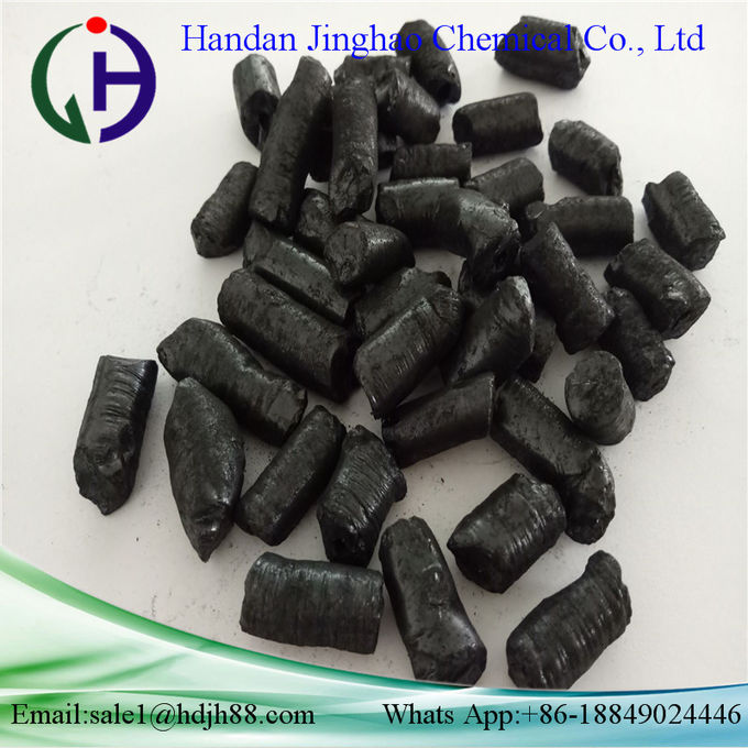 Medium Temperature Coal Tar Oil Products Coal Pitch For Antiseptic Paint